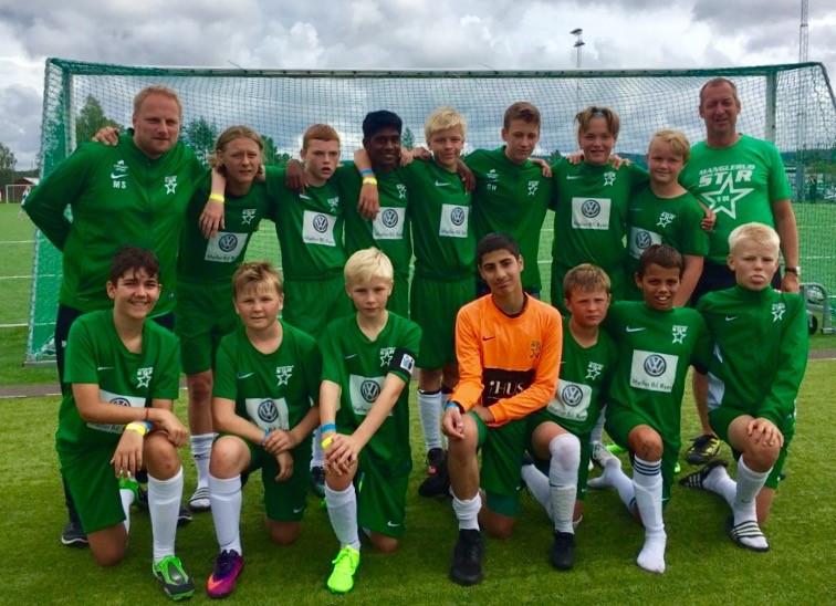 b8dff470 Svennis Cup arrangeres fra fredag til søndag, men gjengen fra Manglerud  Star ankom Sverige allerede onsdag - og gjennomførte internkamp og  treninger før ...